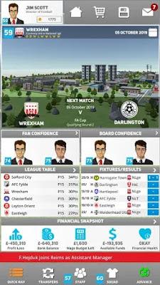 Club Soccer Director 2020 النسخة المهكرة