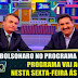 Ratinho entrevista Bolsonaro em especial sobre Coronavirus o vírus da China