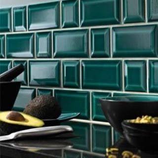 Fired Earth's Metropolitan subway tile collection