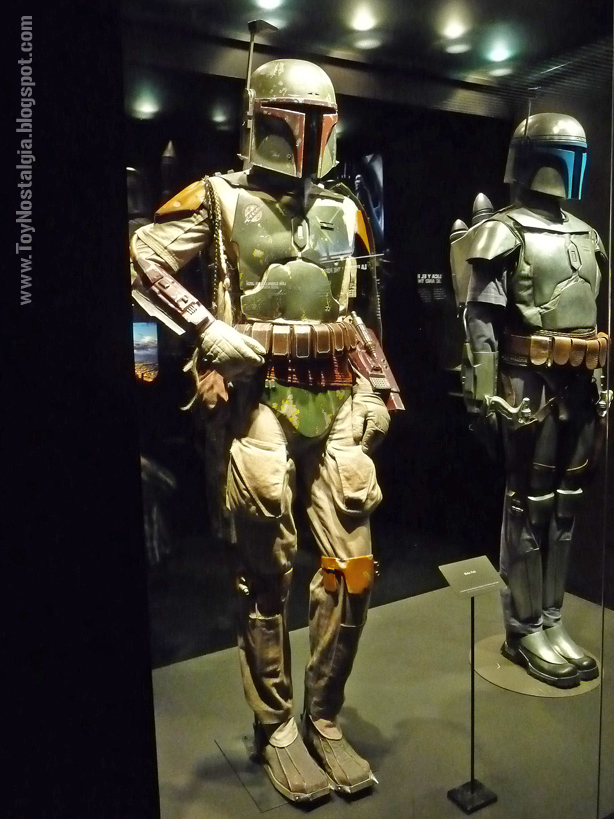 "Vestuario Mandaloriano Boba Fett y Jango Fett  ""Episodio V - The Empire Strikes Back"" (STAR WARS - The Exhibition)"