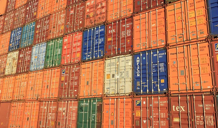 Ilustrasi kontainer bekas dan harganya di 2020