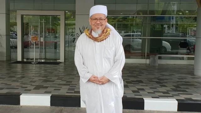 Pendukung Habib Rizieq Membludak, Tengku Zul: Matamu Buka yang Lebar