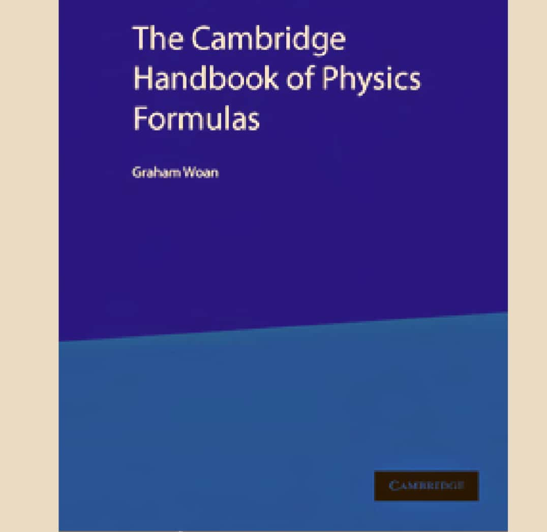 Physics formula book for iit jee pdf
