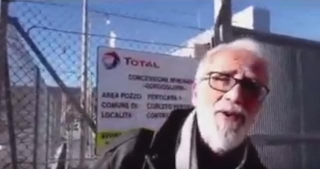 L'Enclave Total in Basilicata: [VIDEO] Tempa Rossa, la tomografia, lo scavo fantasma e i siti inquinati. Un reportage di Maurizio Bolognetti (fonte Radio Radicale e Lucananet)