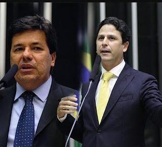 Bruno Araújo fará dobradinha com Mendonça rumo ao Senado