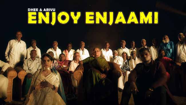 Lyrics Of New Songs Enjoy Enjaami - Dhee & Arivu