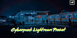 Download Cyberpunk 2077 Adobe Lightroom Preset XMP Gratis