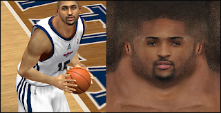 NBA 2K13 Al Horford Cyber Face Patch
