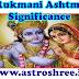 Rukmani Ashtmi Significance