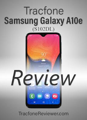 tracfone a10e review