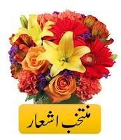 muntakhab ashaar/ منتخب اشعار