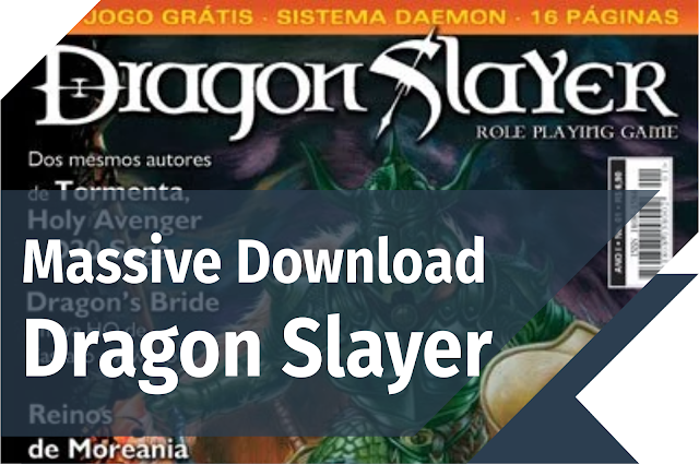#Massive Download - Revista Dragon Slayer