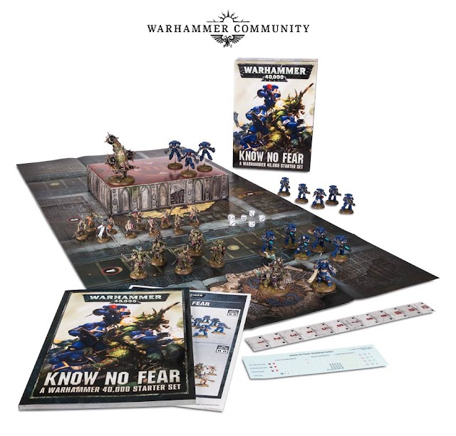 New 40k Releases for Next Week and July