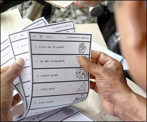 Local Body Election 2019 - Vote Counting - Instructions