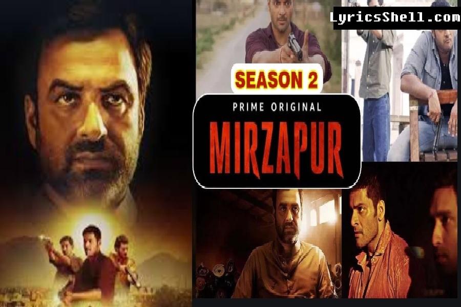 Mirzapur Season 2 Download: Full Webseries Leaked by Tamilrockers In Hd