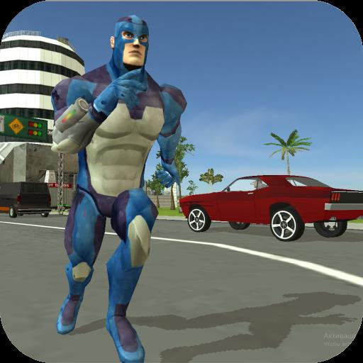Rope Hero Vice Town Mod APK 4.2 download