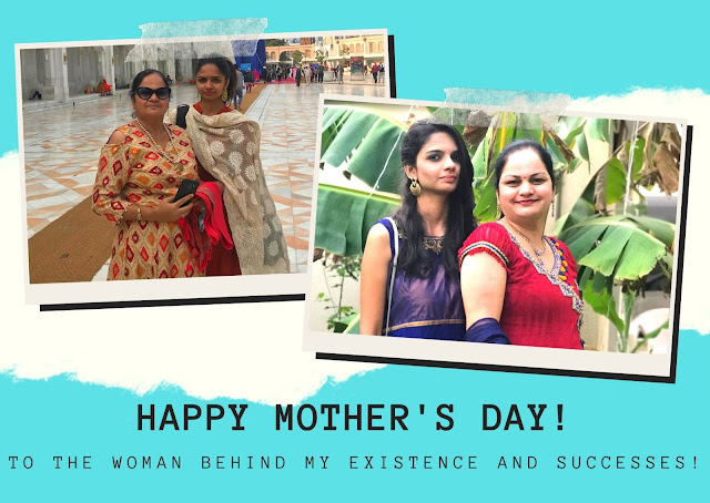 Casual Abstractions, Mothers Day, Mother-Daughter