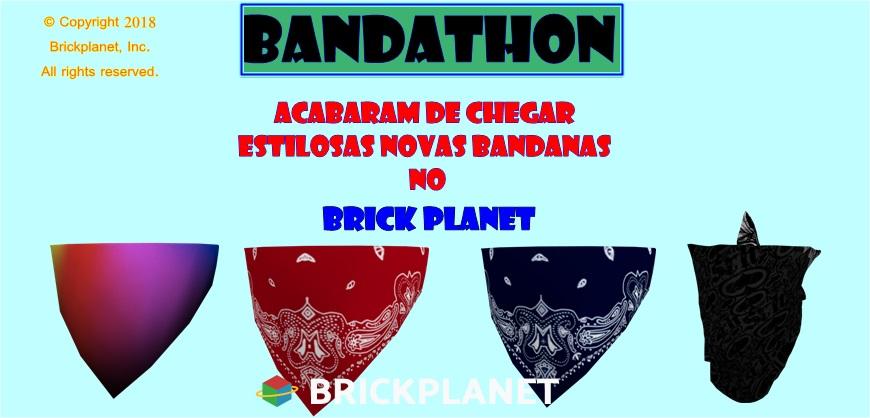 f66262019cd MiniMundos Wiki pt-br Blog  Bandanathon a nova categoria da loja do ...