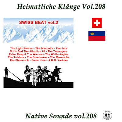VA - Swiss Beat vol.2 (Heimatliche Klaenge Vol.208)