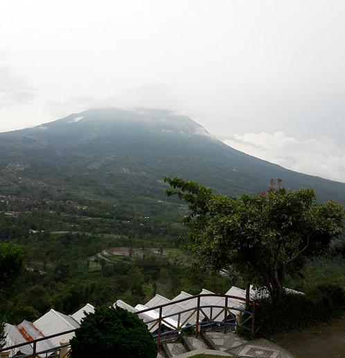 Gunung Merapi Yogyakarta Indonesia