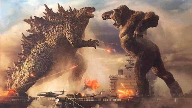 Godzilla vs. Kong - Imagem Oficial