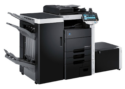 With extraordinary functioning as well as unique styling Konica Minolta Bizhub C652 Driver Printer Download