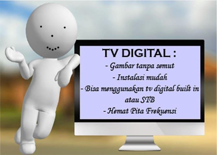 Siaran Televisi Digital