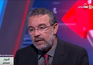 برنامج الحوار مستمرحلقة الخميس 28-9-2017 مع عمرو خفاجى و مناقشة حول سوق الفتوى في مصر مع د. أحمد زايد