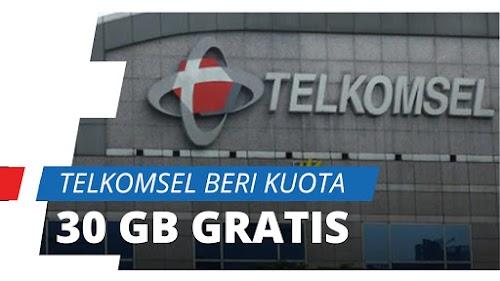 Tutorial cara mudah mendapatkan Kuota Gratis 30GB telkomsel, xl & indosat - Info.saifuldesian.com