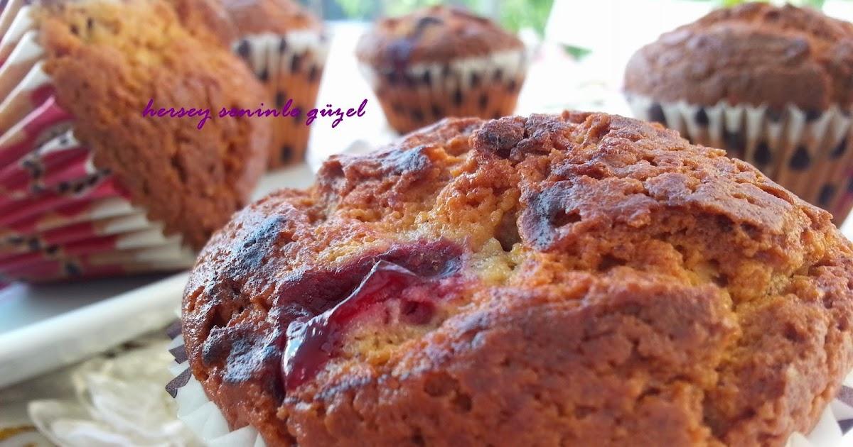 Donut ve muffin yerken 2 kez düşünün