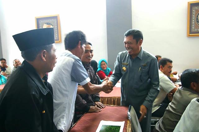 Tokoh Masyarakat di Aceh Tengah Ikuti Sosialisasi Pilkada Damai