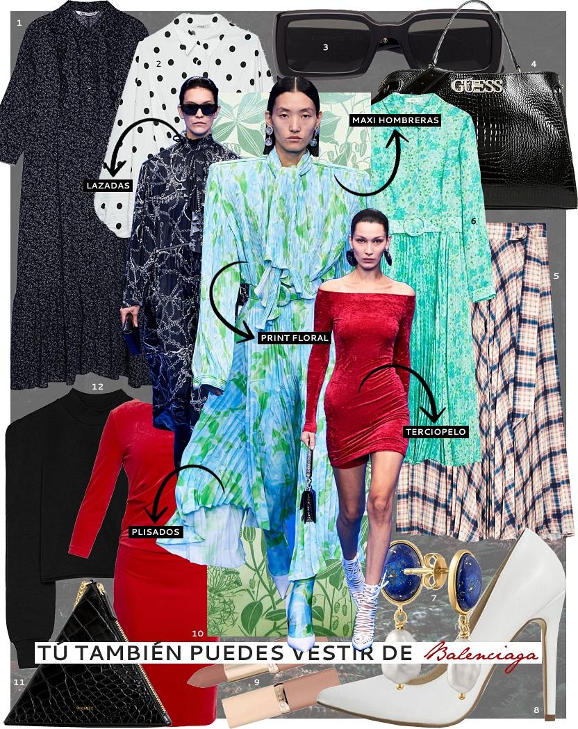 Tú también puedes vestir de Balenciaga (en versión 'low cost')