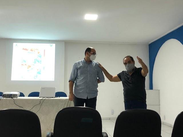 Seca verde e alternativas para os produtores são pautas de reunião da Anorc com SAPE, Emparn e Asplan