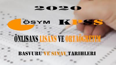 2020 ösym kpss