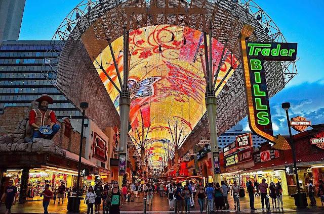 Las Vegas Tourist place - Yatraworld