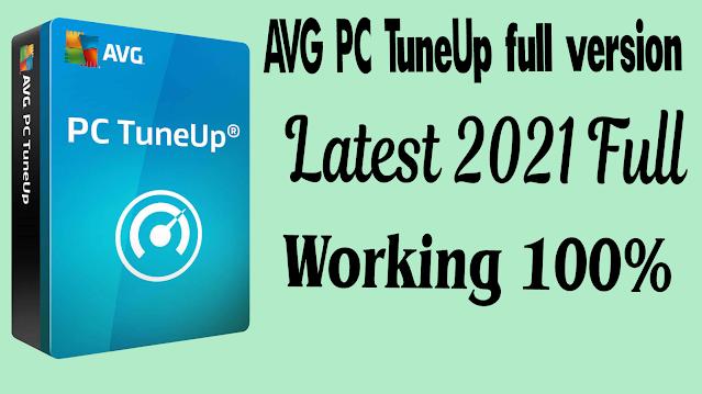 AVG-PC-TuneUp-2021