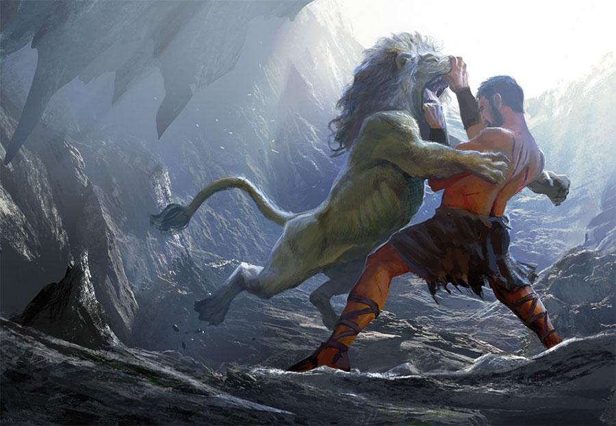 Como o Herói Grego Hércules Morreu?