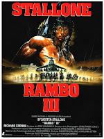 Rambo 3 Pelicula Poster
