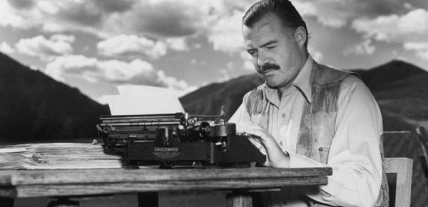 Στο Ναύπλιο διαβάζουν Ernest Hemingway