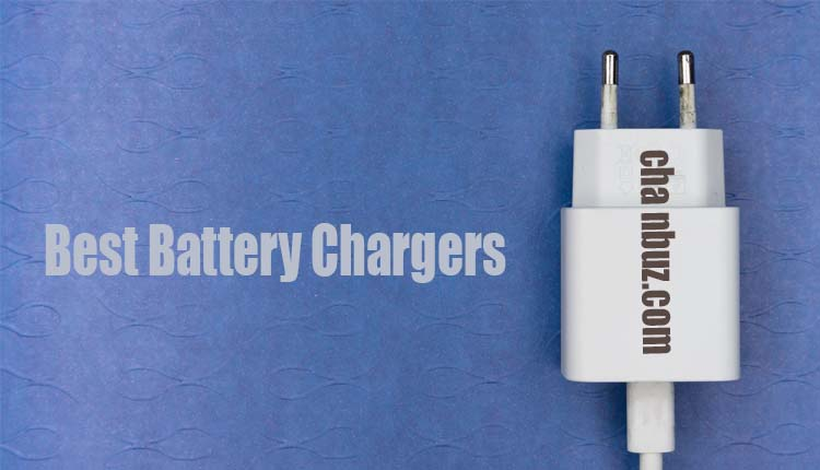 Battery Chargers 12 Volt: #1 Battery Charger