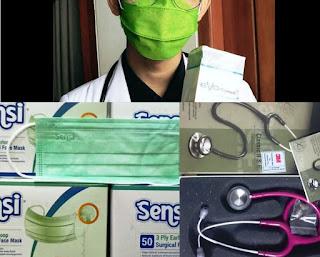 pusat alat kesehatan murah kota Depok