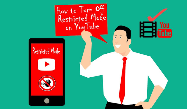 How to Turn Off Age Restricted Mode on YouTube