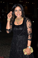 Sakshi Agarwal looks stunning in all black gown at 64th Jio Filmfare Awards South ~  Exclusive 015.JPG