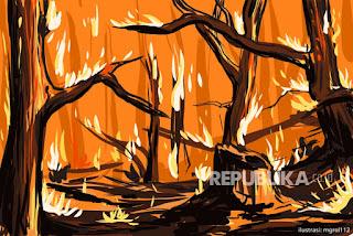 Kejaksaan dan Penanggulangan Kebakaran Hutan