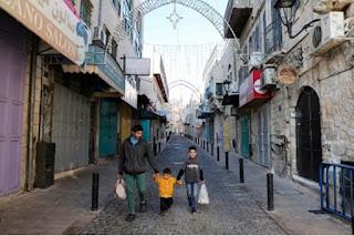 Bethlehem Tenang Menjelang Natal