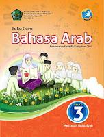 Buku Guru K13 PAI MI 3 Bahasa Arab