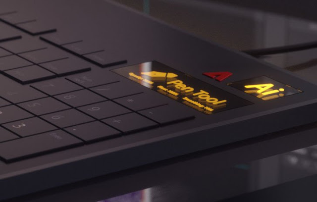 adobe-keyboard-futurista-concepto-de-diseño-teclado-Adobe-creative-cloud