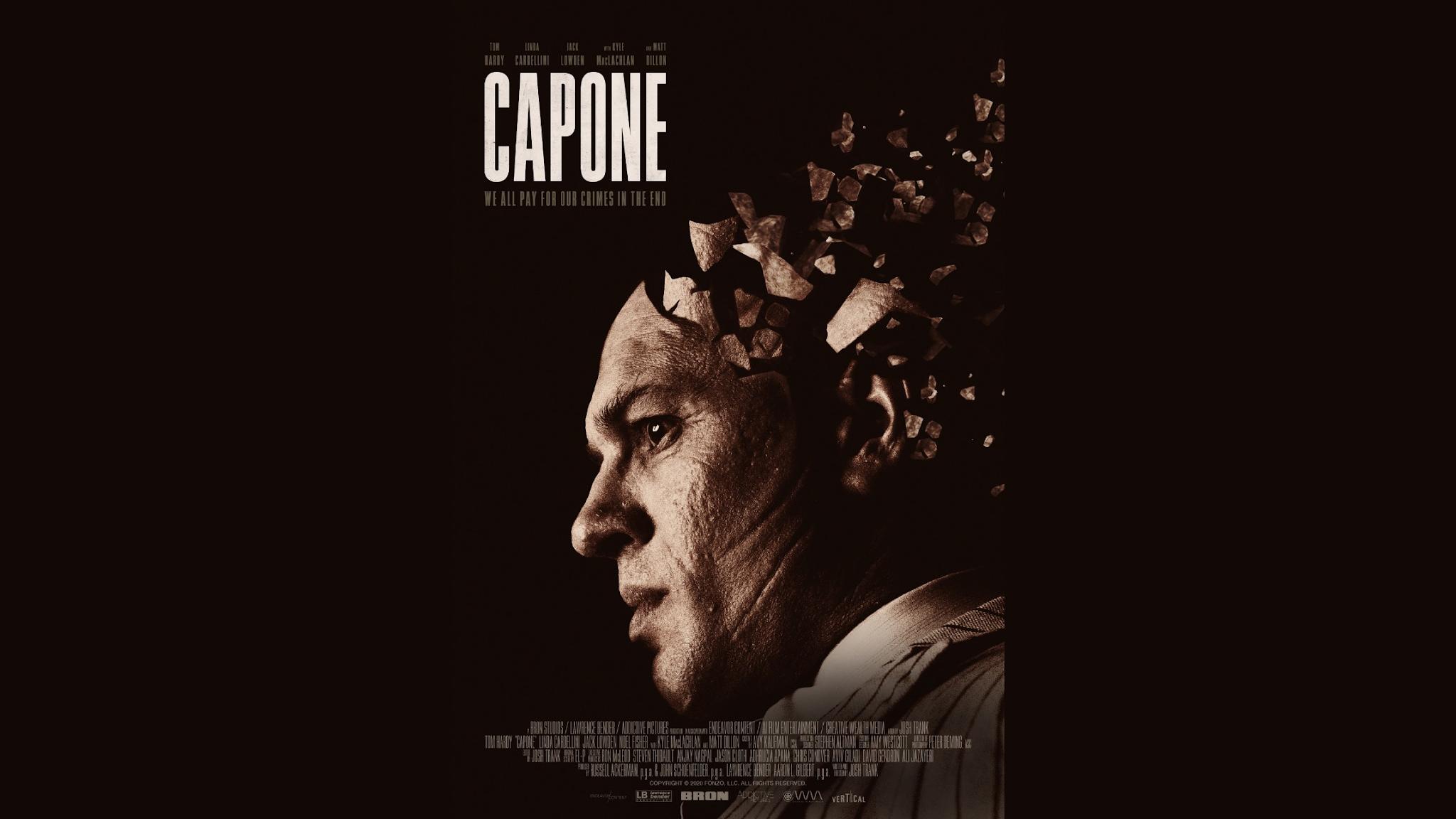 Capone Tom Hardy Al Fonz Capone