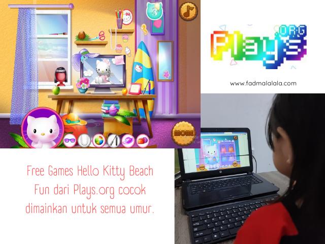 free games Hello Kitty
