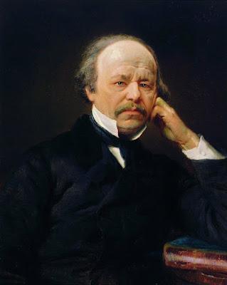 Alexander Dargomyzhsky (Portrait by Konstantin Makovsky, 1869)